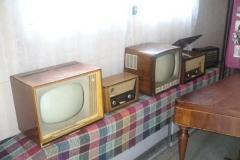 Staré televízory a rádiá