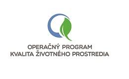 Logo Operacny program Kvalita zivotneho prostredia