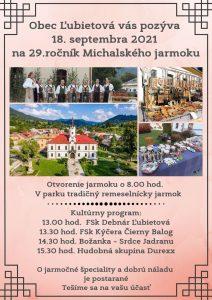 29. Michalsky jarmok